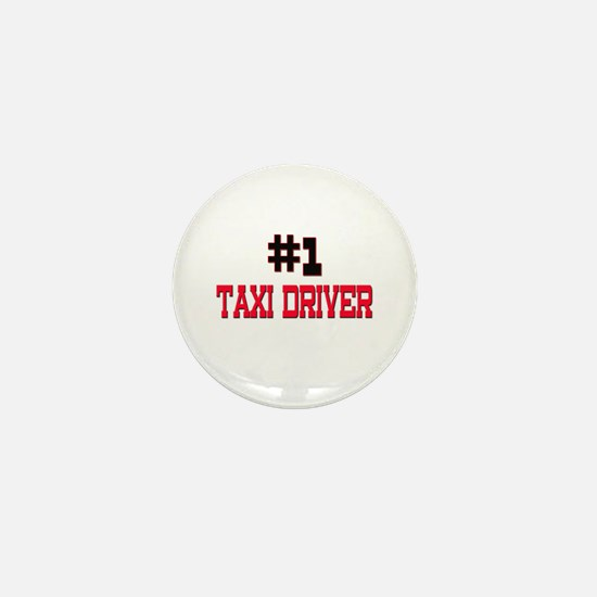 Number 1 TAX INSPECTOR Mini Button