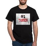 Number 1 TANNER Dark T-Shirt