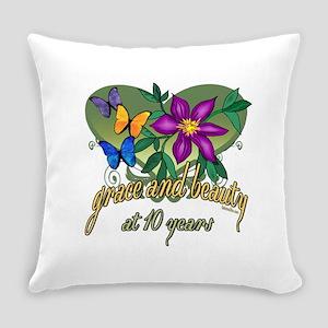 9th Birthday Beauty Everyday Pillow