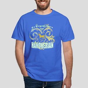 Dressage Hanoverian Dark T-Shirt