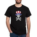 Li'l Uncle Sammy Skully Dark T-Shirt