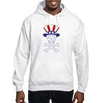 Li'l Uncle Sammy Skully Hooded Sweatshirt