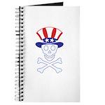 Li'l Uncle Sammy Skully Journal