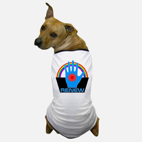 Renew - Logans Run Dog T-Shirt