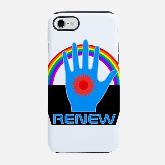 Renew - Logans Run iPhone 7 Tough Case