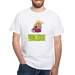 White Violence Shirt