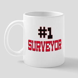 Number 1 SURVEYOR Mug