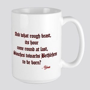 The Second Coming Large Mug