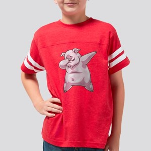 Dabbing Pig Piggy Dab Dance T-Shirt