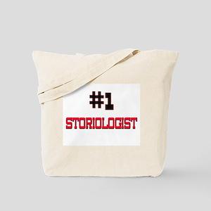 Number 1 STREET ARTIST Tote Bag