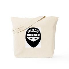 Ninja Burger Delivery Bag