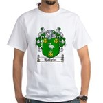 Halpin Coat of Arms White T-Shirt