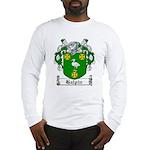 Halpin Coat of Arms Long Sleeve T-Shirt