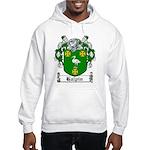 Halpin Coat of Arms Hooded Sweatshirt