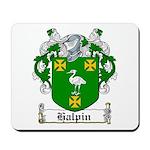 Halpin Coat of Arms Mousepad