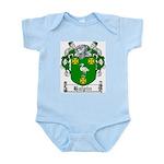 Halpin Coat of Arms Infant Creeper