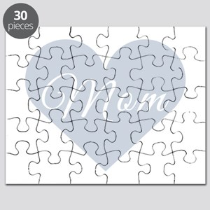 Mom Heart Puzzle