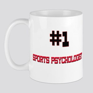 Number 1 SPORTS PSYCHOLOGIST Mug