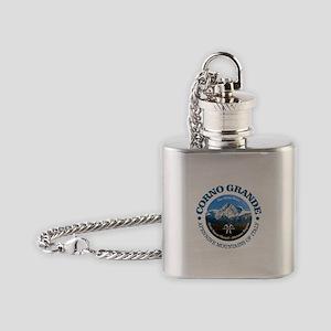 Corno Grande Flask Necklace