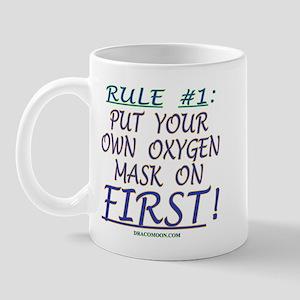 RULE #1 (Left Hand) Mug