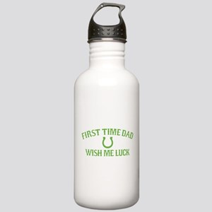 First Time Dad Stainless Water Bottle 1.0L