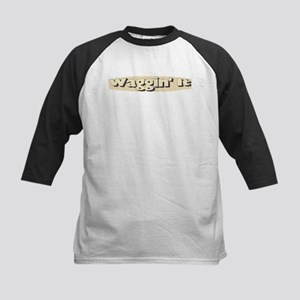 Waggin' It Kids Baseball Jersey