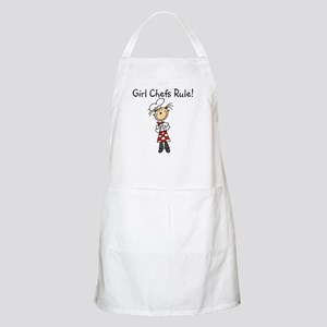 Girl Chefs Rule BBQ Apron
