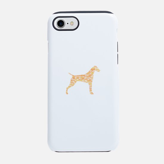 German Shorthaired Pointer iPhone 7 Tough Case