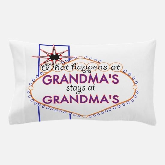 Grandma's House Pillow Case