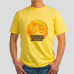 Lebanese Pride T-Shirt Yellow T-Shirt