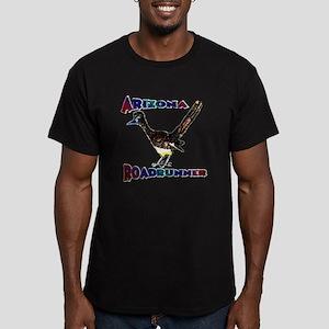 Arizona Roadrunner Men's Fitted T-Shirt (dark)