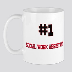Number 1 SOCIAL WORK ASSISTANT Mug
