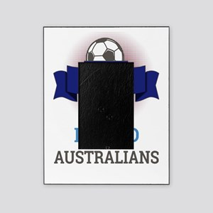 Football Australians Australia Socce Picture Frame