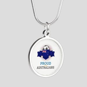 Football Australians Australia Soccer Te Necklaces