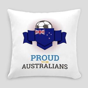 Football Australians Australia Soc Everyday Pillow