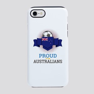 Football Australians Austral iPhone 8/7 Tough Case