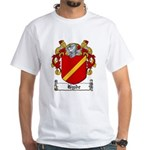 Hyde Coat of Arms White T-Shirt