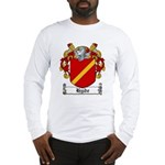 Hyde Coat of Arms Long Sleeve T-Shirt