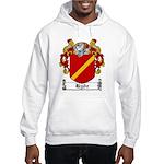 Hyde Coat of Arms Hooded Sweatshirt