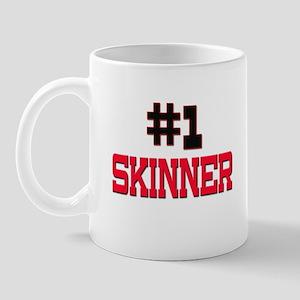 Number 1 SKINNER Mug