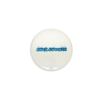 Rock Goddess Mini Button
