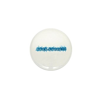 Rock Goddess Mini Button (100 pack)