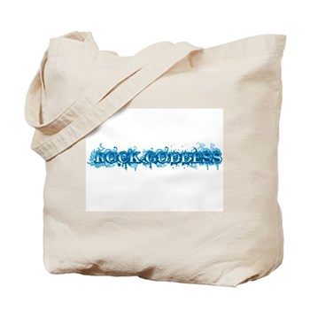Rock Goddess Tote Bag