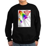 AKA Sport Kite Stacks Sweatshirt (dark)