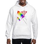 AKA Sport Kite Stacks Hooded Sweatshirt