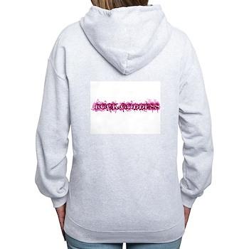 Rock Goddess Women's Zip Hoodie