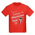 American Idol Kids Dark T-Shirt