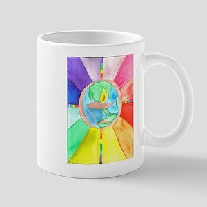 UU World Chalice Mug