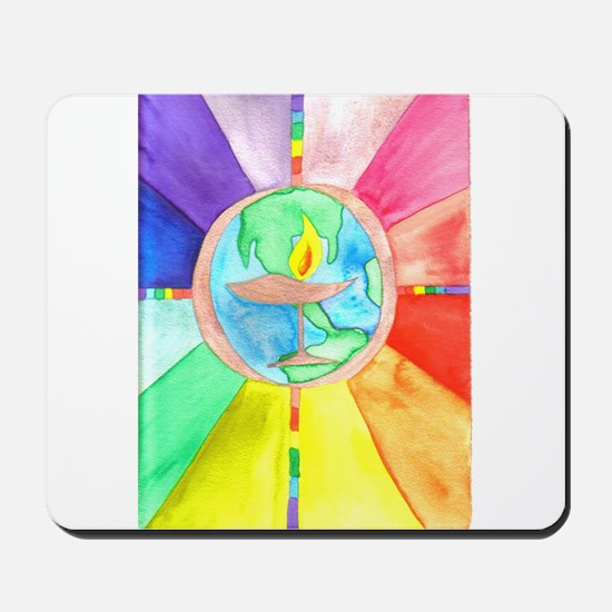 UU World Chalice Mousepad