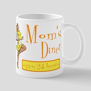 Redhead Mom's Diner Mug